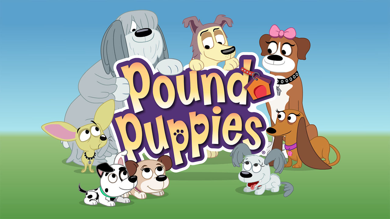 Is Pound Puppies Available To Watch On Netflix In America