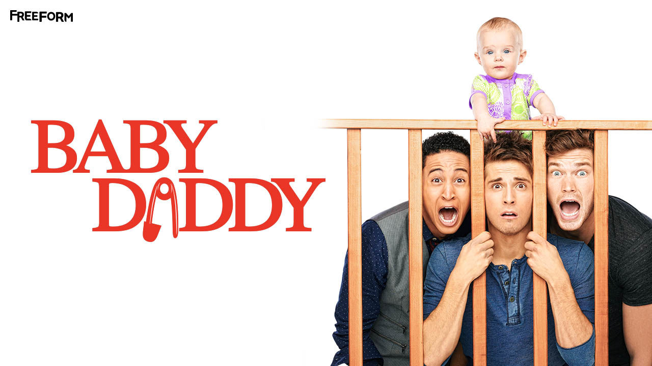 is baby daddy available to watch on netflix in america