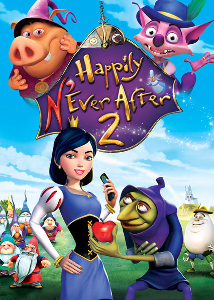 Happily N'Ever After 2 on Netflix USA