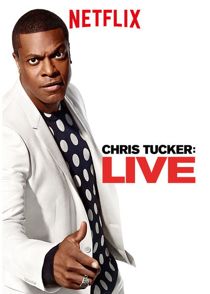 Chris Tucker Live on Netflix USA