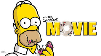 Is The Simpsons Movie 2007 On Netflix Usa