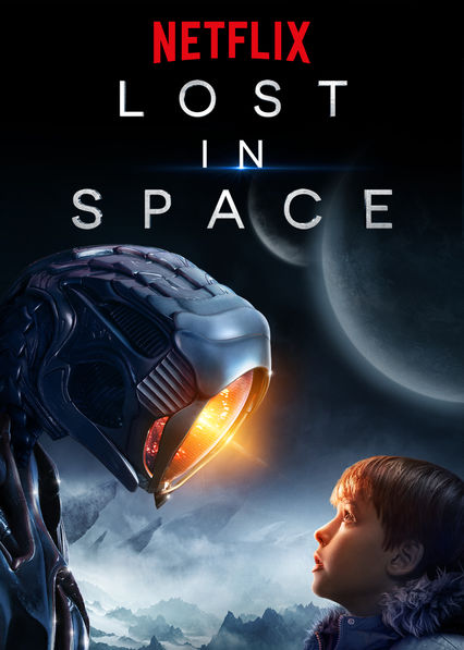 Lost in Space on Netflix USA