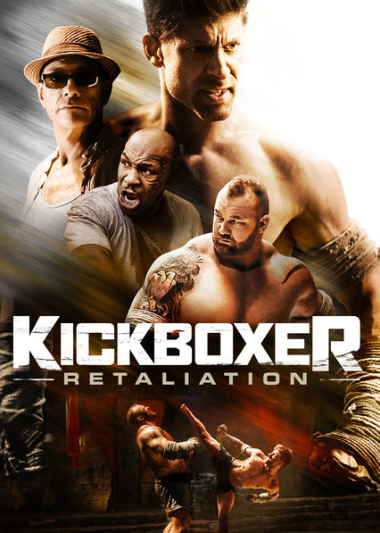 Kickboxer: Retaliation on Netflix USA