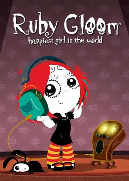 Is Ruby Gloom Available To Watch On Netflix In America