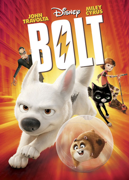 Bolt on Netflix USA