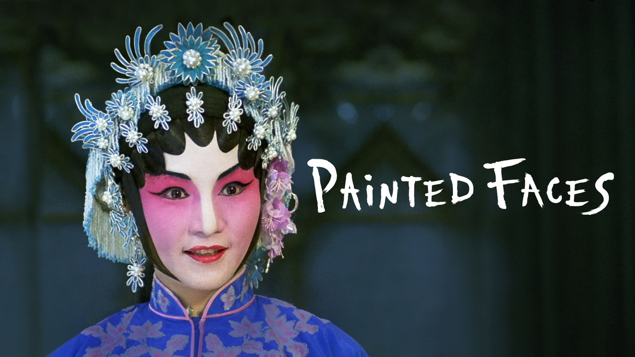 Painted Faces on Netflix USA