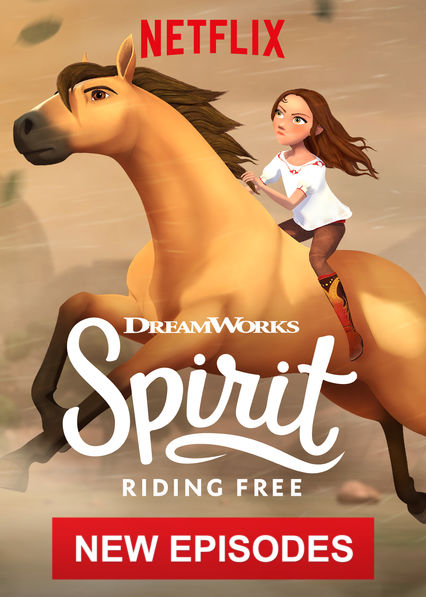 Spirit Riding Free on Netflix USA