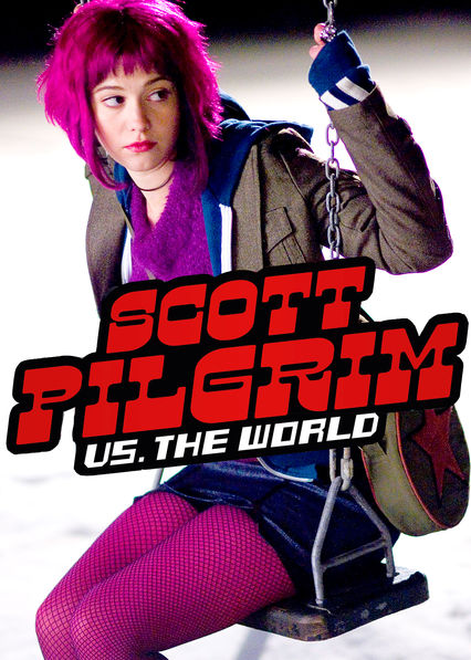 Scott Pilgrim vs. the World on Netflix USA