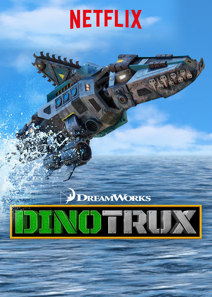Dinotrux on Netflix USA