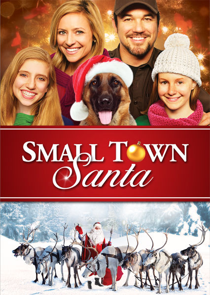 Small Town Santa on Netflix USA