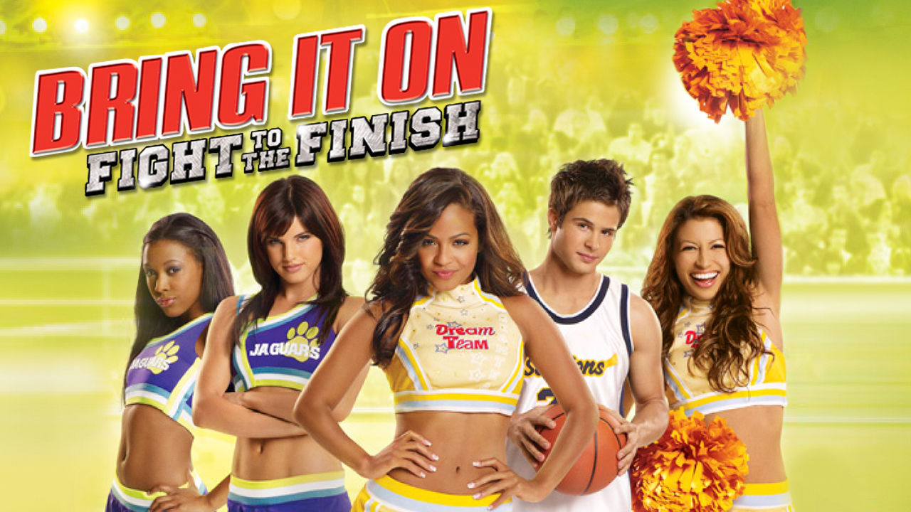 Is Bring It On Fight To The Finish Available To Watch On Netflix In America Newonnetflixusa