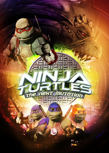 Ninja Turtles: The Next Mutation on Netflix USA