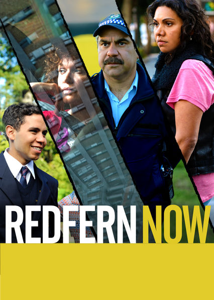 Redfern Now on Netflix USA