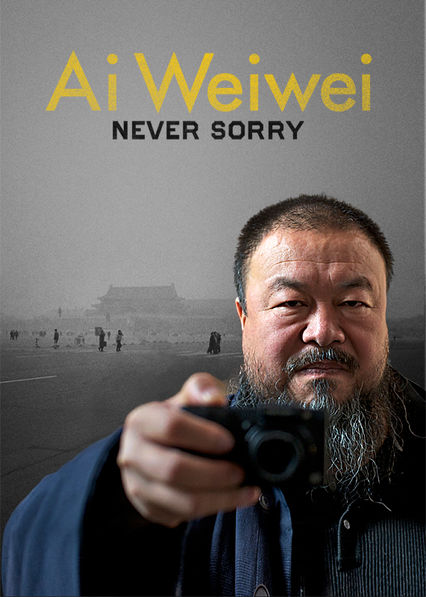 Ai Weiwei: Never Sorry on Netflix USA