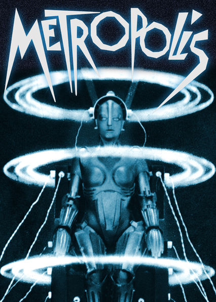 Metropolis Restored on Netflix USA