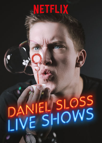Daniel Sloss: Live Shows on Netflix USA