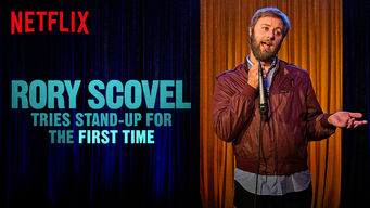 Rory Scovel Tries Stand-Up for the First Time on Netflix USA