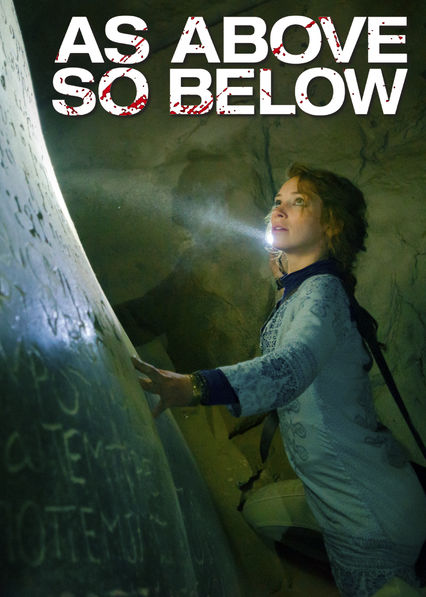 As Above, So Below on Netflix USA