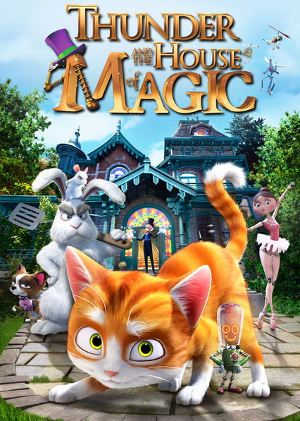 Thunder and the House Of Magic on Netflix USA