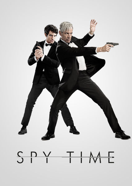 Spy Time on Netflix USA
