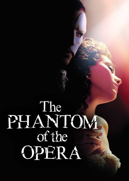 The Phantom of the Opera on Netflix USA