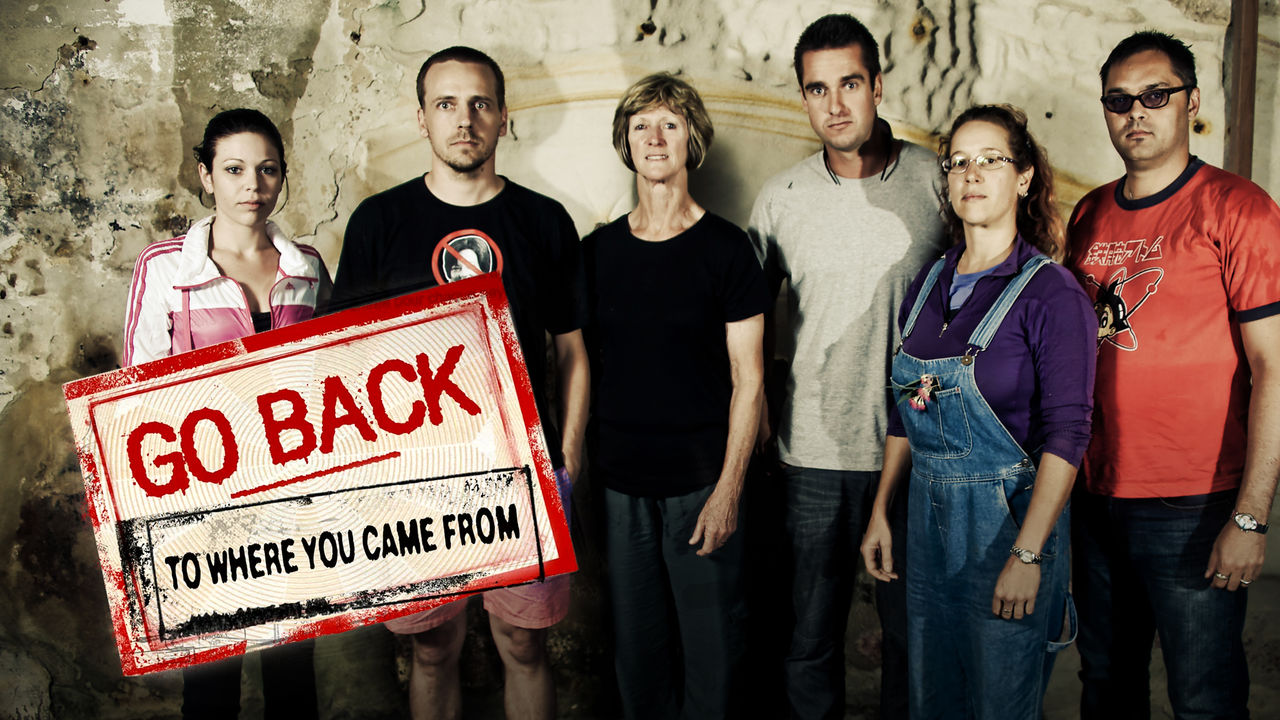 Go Back to Where You Came From on Netflix USA