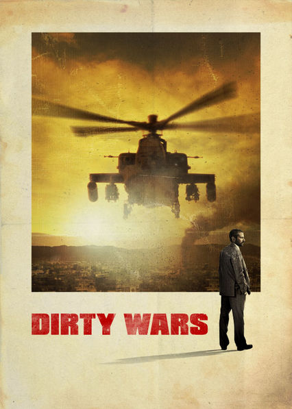 Dirty Wars on Netflix USA