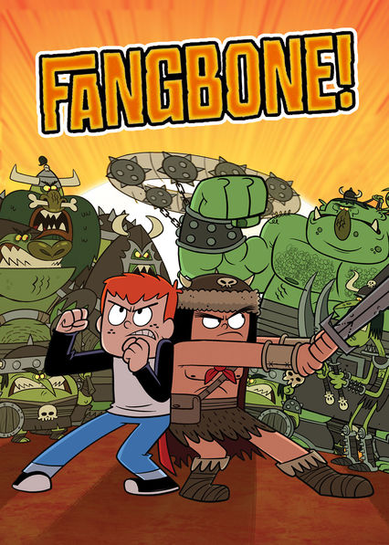 Fangbone on Netflix USA