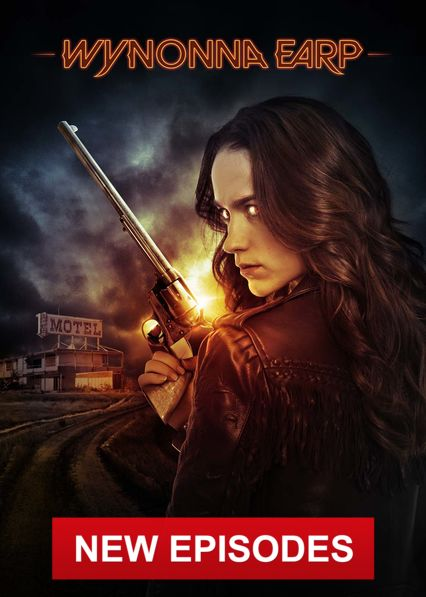 Wynonna Earp on Netflix USA