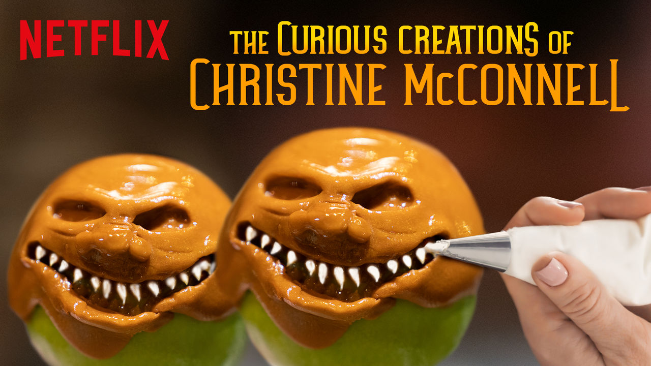 The Curious Creations of Christine McConnell on Netflix USA