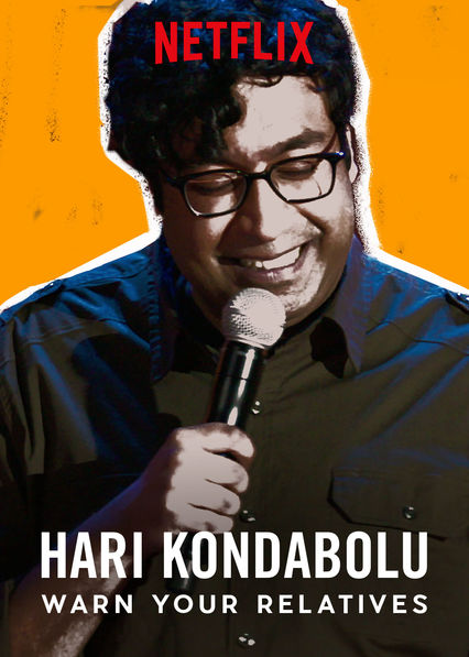 Hari Kondabolu: Warn Your Relatives on Netflix USA