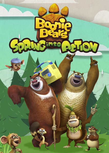 Boonie Bears: Spring Into Action on Netflix USA