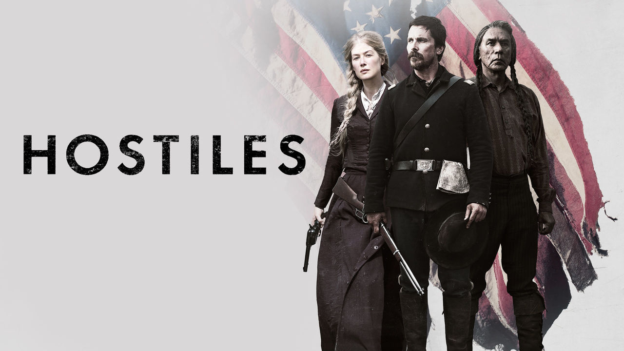 Hostiles on Netflix USA