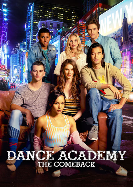 Dance Academy: The Comeback