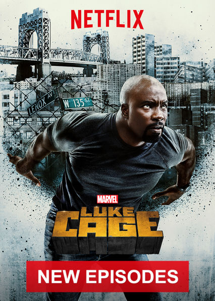 Marvel's Luke Cage on Netflix USA