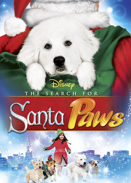 The Search for Santa Paws on Netflix USA