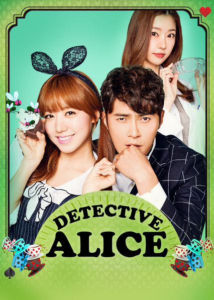 Detective Alice on Netflix USA