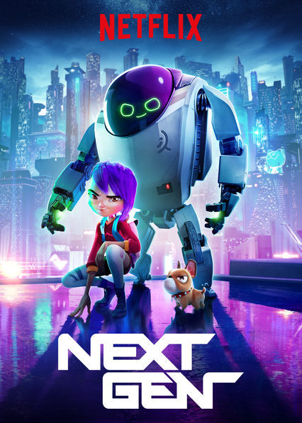 Next Gen on Netflix USA