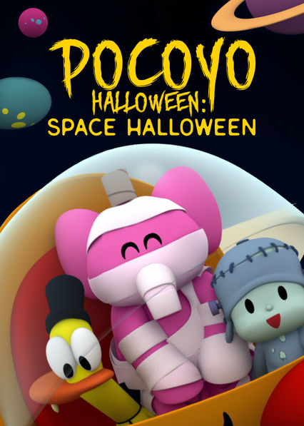 Pocoyo Halloween: Space Halloween on Netflix USA
