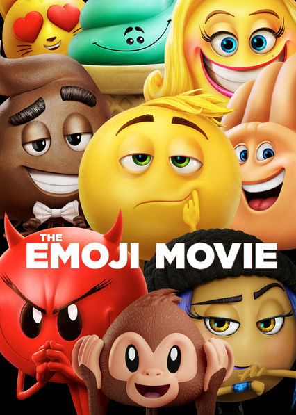 The Emoji Movie on Netflix USA