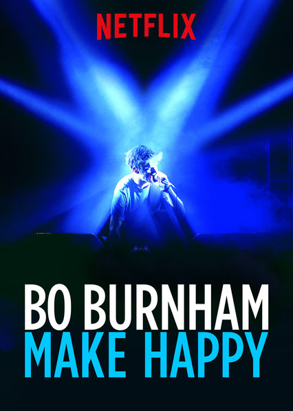 Bo Burnham: Make Happy on Netflix USA