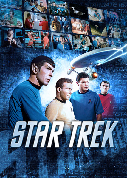 Star Trek on Netflix USA