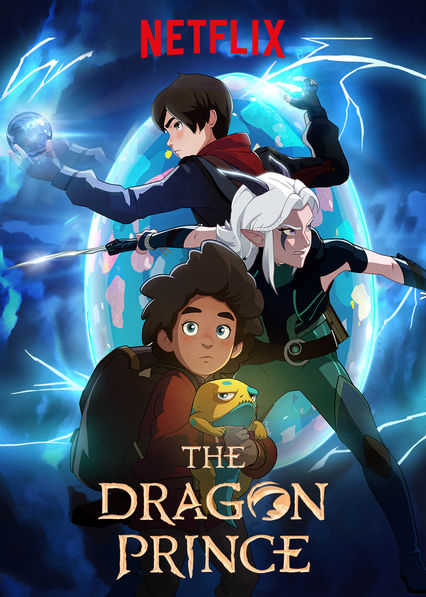 The Dragon Prince on Netflix USA