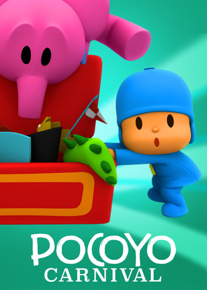 Pocoyo Carnival on Netflix USA