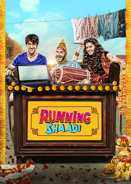 Running Shaadi on Netflix USA