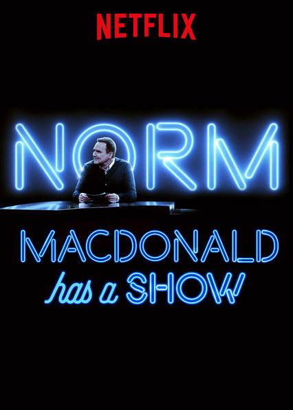 Norm Macdonald Has a Show on Netflix USA