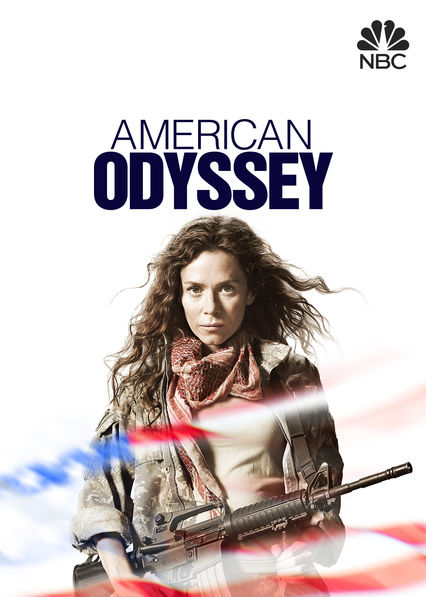 American Odyssey on Netflix USA