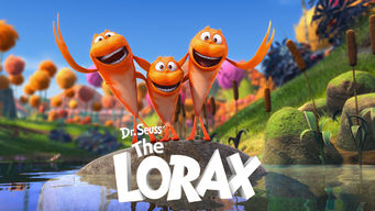 Is Dr Seuss The Lorax 2012 On Netflix Mexico