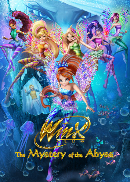 Winx Club: The Mystery of the Abyss on Netflix USA