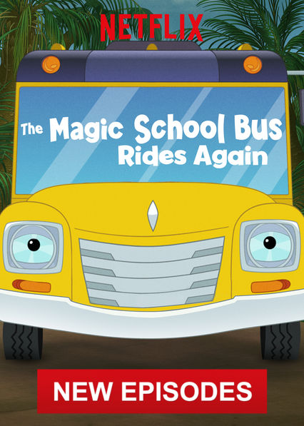 The Magic School Bus Rides Again on Netflix USA